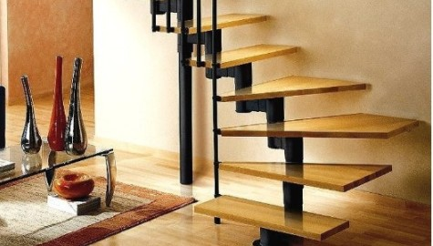 Open Staircases